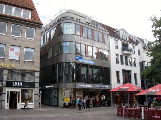 ... und die Zweigstelle in Paderborn.